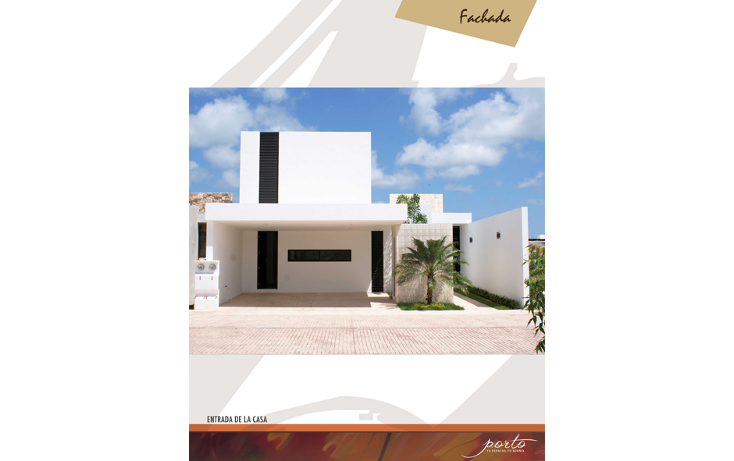 Foto de casa en venta en  , santa gertrudis copo, mérida, yucatán, 1161491 No. 03