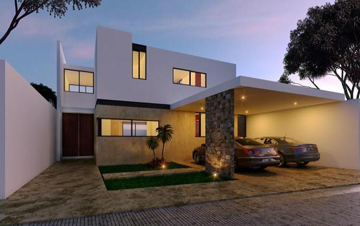 Foto de casa en condominio en venta en  , santa gertrudis copo, mérida, yucatán, 1162623 No. 01