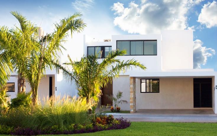 Foto de casa en condominio en venta en  , santa gertrudis copo, mérida, yucatán, 1162623 No. 07