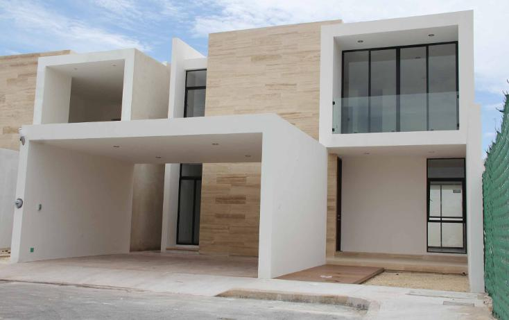 Foto de casa en venta en  , santa gertrudis copo, mérida, yucatán, 1169197 No. 01