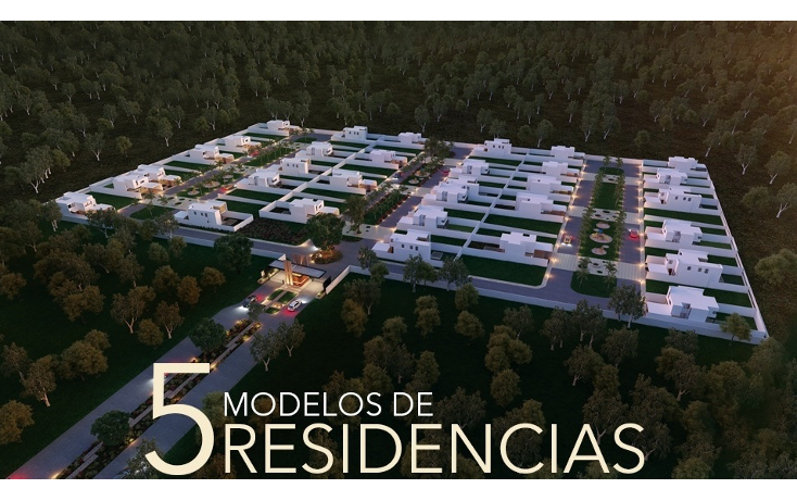 Foto de casa en venta en  , santa gertrudis copo, mérida, yucatán, 1170381 No. 02
