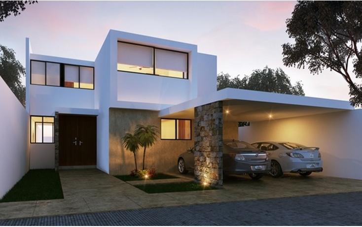 Foto de casa en venta en  , santa gertrudis copo, m?rida, yucat?n, 1175211 No. 01