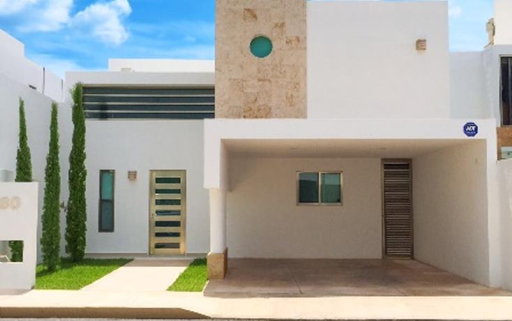 Foto de casa en venta en  , santa gertrudis copo, mérida, yucatán, 1190949 No. 01