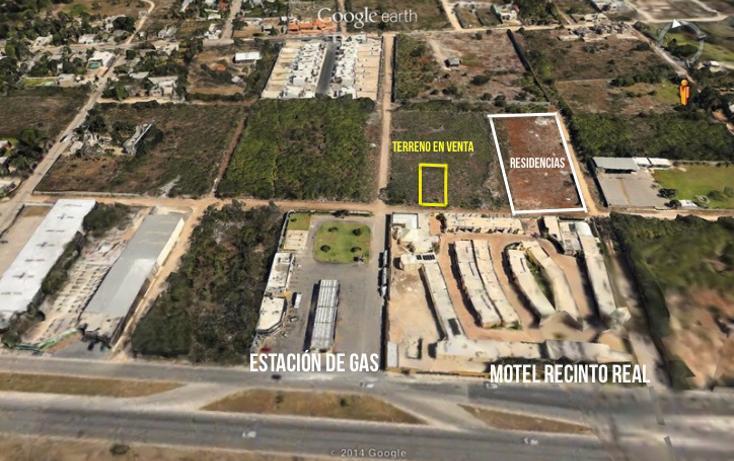 Foto de terreno habitacional en venta en  , santa gertrudis copo, mérida, yucatán, 1191491 No. 04
