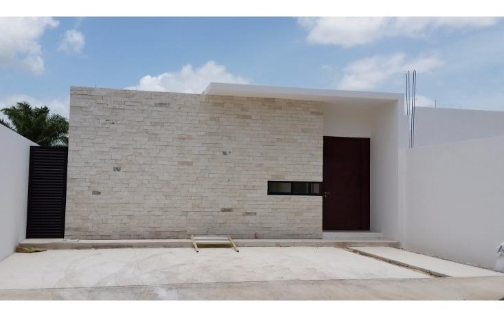 Foto de casa en venta en  , santa gertrudis copo, mérida, yucatán, 1193663 No. 01