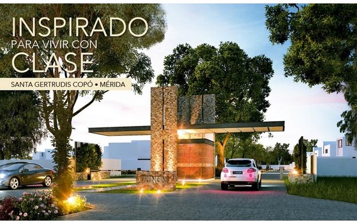 Foto de casa en venta en  , santa gertrudis copo, m?rida, yucat?n, 1194441 No. 02
