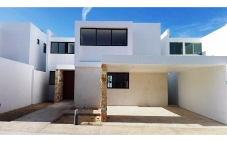 Foto de casa en venta en  , santa gertrudis copo, mérida, yucatán, 1197081 No. 01