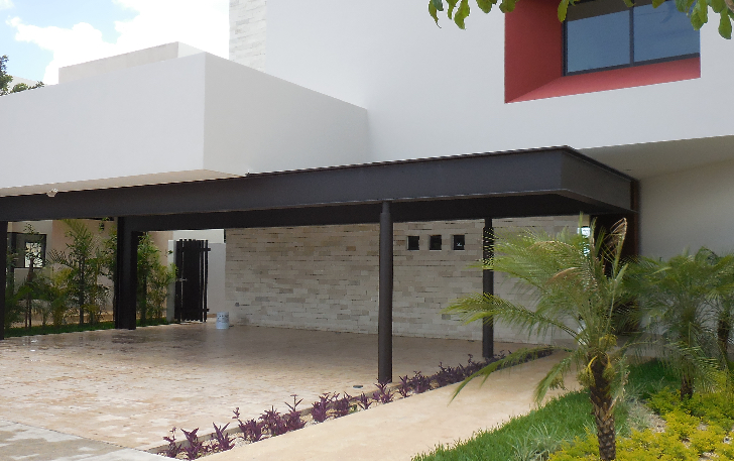Foto de casa en venta en  , santa gertrudis copo, mérida, yucatán, 1202199 No. 01