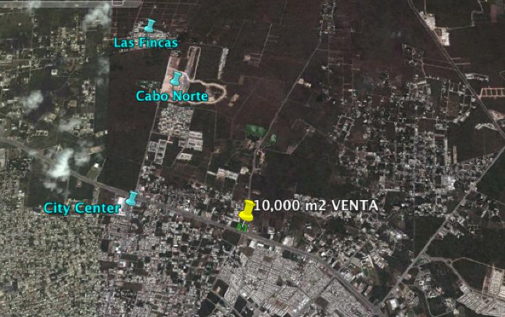 Foto de terreno comercial en venta en  , santa gertrudis copo, mérida, yucatán, 1241215 No. 03