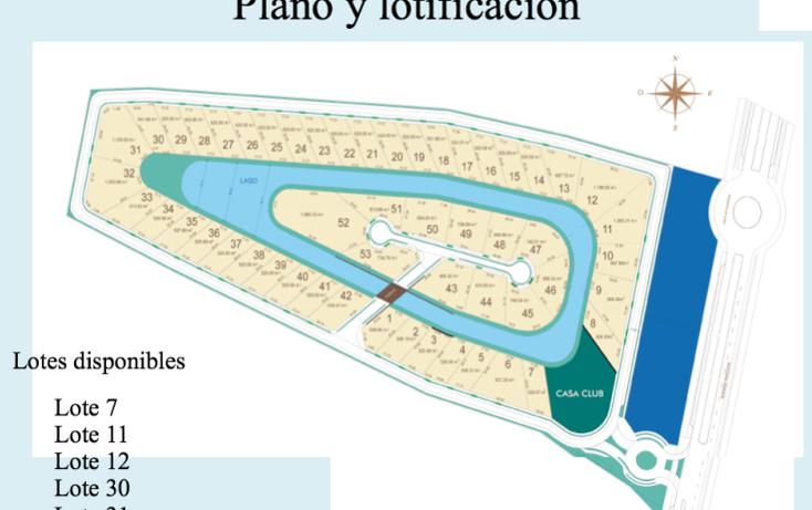 Foto de terreno habitacional en venta en  , santa gertrudis copo, mérida, yucatán, 1241715 No. 03