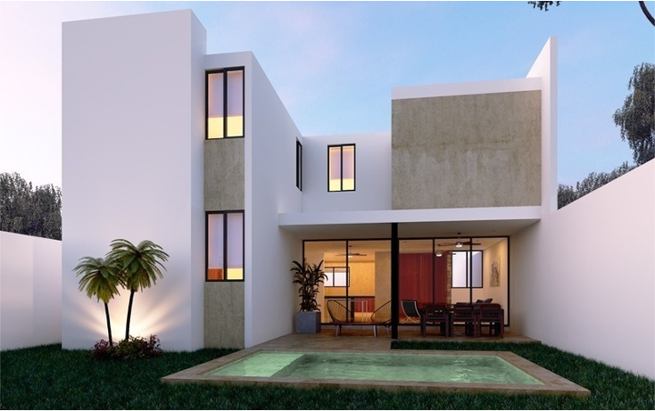 Foto de casa en venta en  , santa gertrudis copo, m?rida, yucat?n, 1243437 No. 19