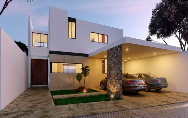 Foto de casa en venta en  , santa gertrudis copo, mérida, yucatán, 1244647 No. 01