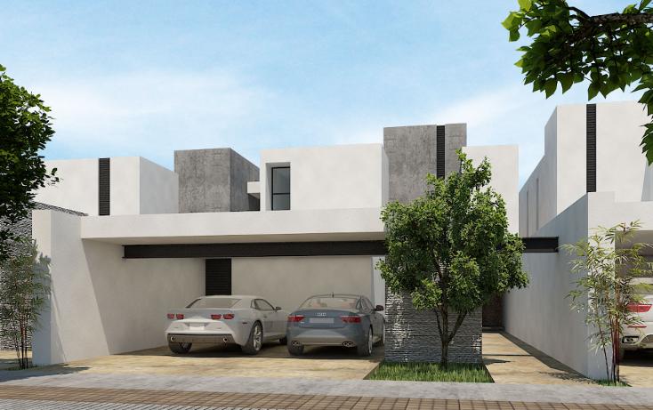 Foto de casa en venta en  , santa gertrudis copo, mérida, yucatán, 1248041 No. 01