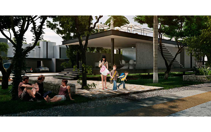 Foto de casa en venta en  , santa gertrudis copo, m?rida, yucat?n, 1258605 No. 06