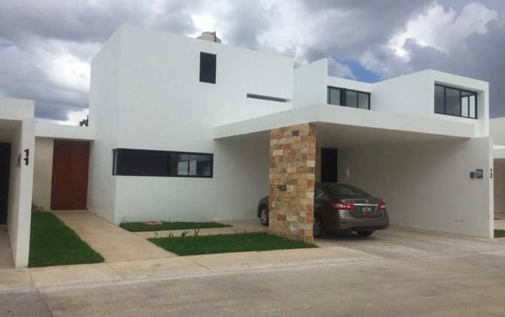 Foto de casa en venta en  , santa gertrudis copo, mérida, yucatán, 1262457 No. 01