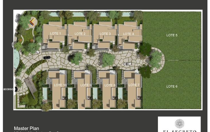 Foto de terreno habitacional en venta en  , santa gertrudis copo, mérida, yucatán, 1266269 No. 01