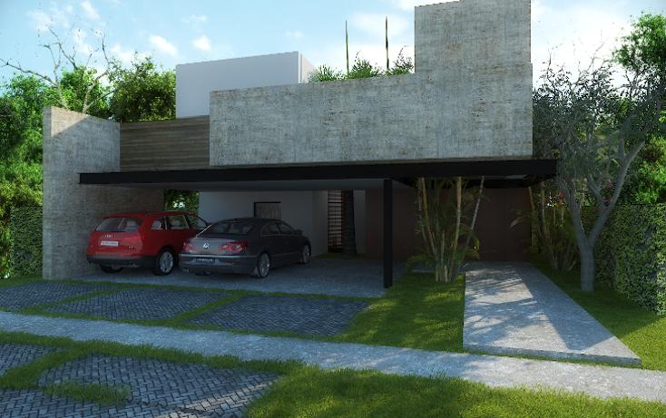 Foto de casa en venta en  , santa gertrudis copo, mérida, yucatán, 1266341 No. 01