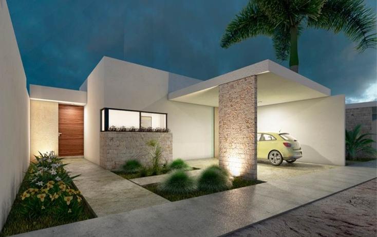 Foto de casa en condominio en venta en  , santa gertrudis copo, mérida, yucatán, 1267517 No. 01