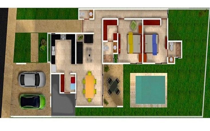 Foto de casa en venta en  , santa gertrudis copo, m?rida, yucat?n, 1267517 No. 14