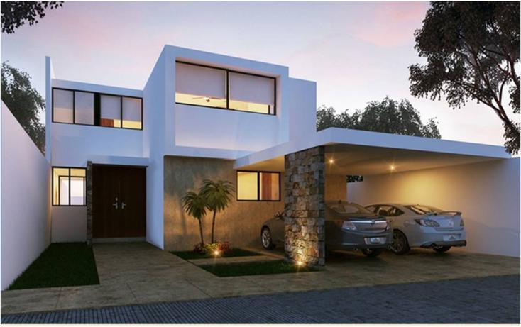 Foto de casa en venta en  , santa gertrudis copo, mérida, yucatán, 1278581 No. 01