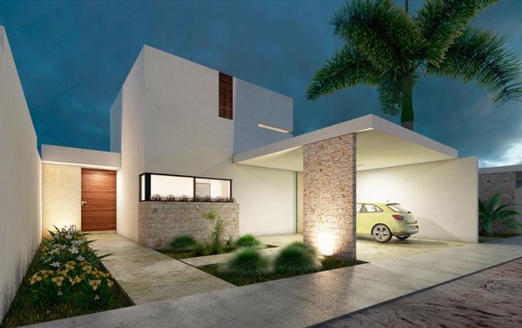 Foto de casa en venta en  , santa gertrudis copo, mérida, yucatán, 1278663 No. 01