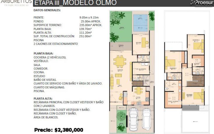 Foto de casa en venta en, santa gertrudis copo, mérida, yucatán, 1279825 no 03