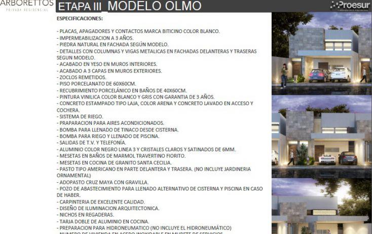 Foto de casa en venta en, santa gertrudis copo, mérida, yucatán, 1279825 no 04
