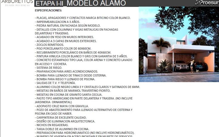 Foto de casa en venta en  , santa gertrudis copo, mérida, yucatán, 1279825 No. 07