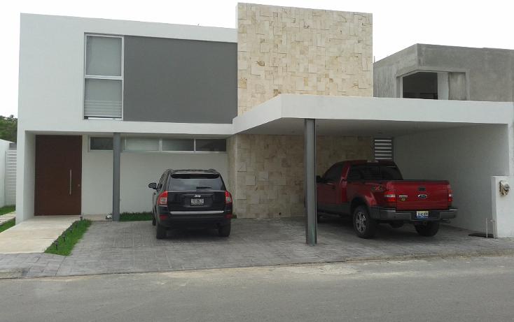 Foto de casa en venta en  , santa gertrudis copo, mérida, yucatán, 1280663 No. 01