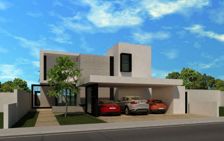 Foto de casa en venta en  , santa gertrudis copo, mérida, yucatán, 1280683 No. 01