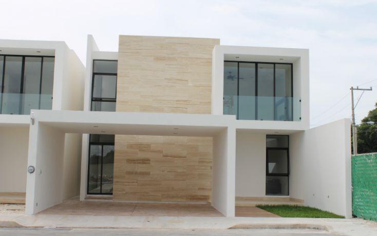 Foto de casa en condominio en venta en, santa gertrudis copo, mérida, yucatán, 1287951 no 01