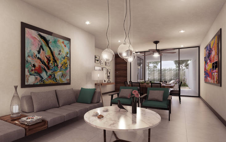 Foto de casa en venta en  , santa gertrudis copo, m?rida, yucat?n, 1293597 No. 02