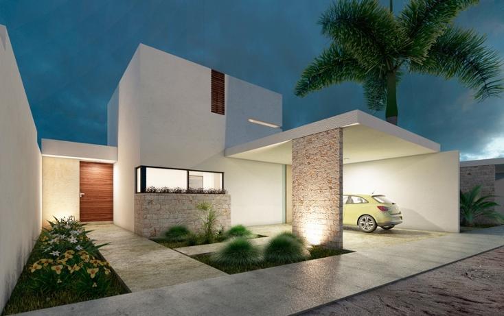 Foto de casa en venta en  , santa gertrudis copo, mérida, yucatán, 1297617 No. 01