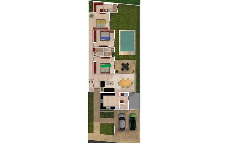 Foto de casa en venta en  , santa gertrudis copo, mérida, yucatán, 1297617 No. 03