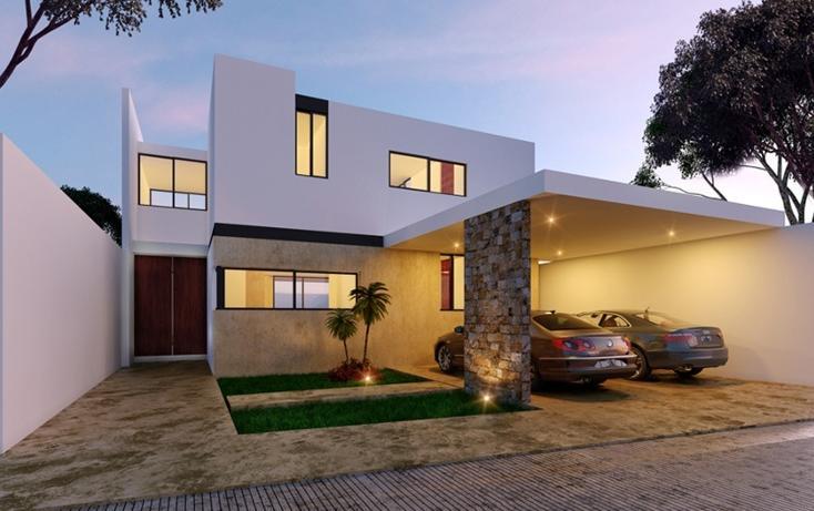 Foto de casa en venta en  , santa gertrudis copo, mérida, yucatán, 1297739 No. 01