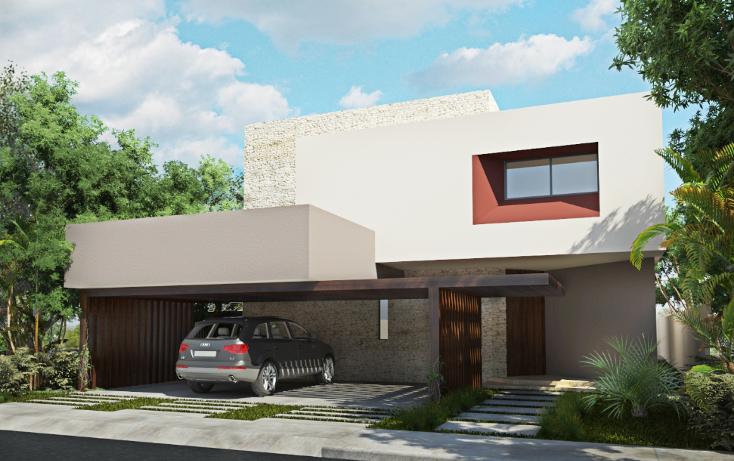 Foto de casa en venta en  , santa gertrudis copo, mérida, yucatán, 1298795 No. 01