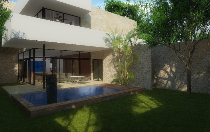 Foto de casa en venta en  , santa gertrudis copo, mérida, yucatán, 1298815 No. 01