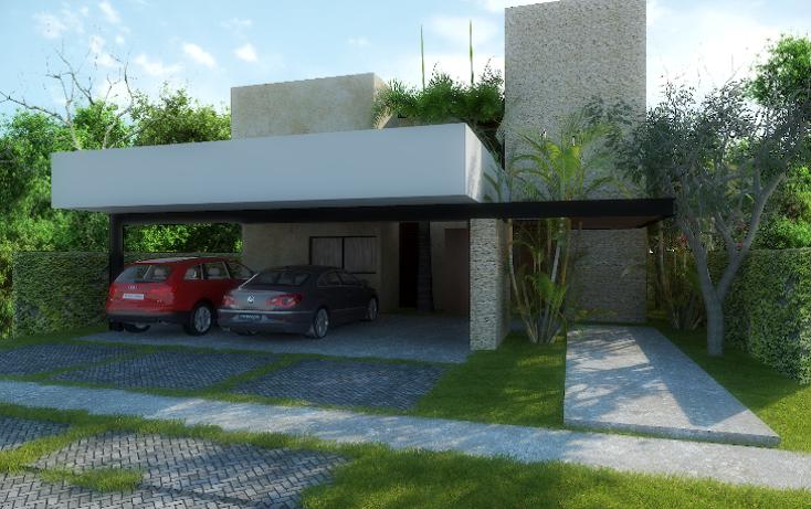 Foto de casa en venta en  , santa gertrudis copo, mérida, yucatán, 1298815 No. 02