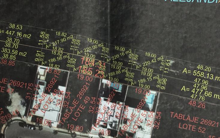 Foto de terreno habitacional en venta en  , santa gertrudis copo, m?rida, yucat?n, 1298861 No. 02