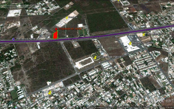 Foto de terreno comercial en renta en, santa gertrudis copo, mérida, yucatán, 1300173 no 02