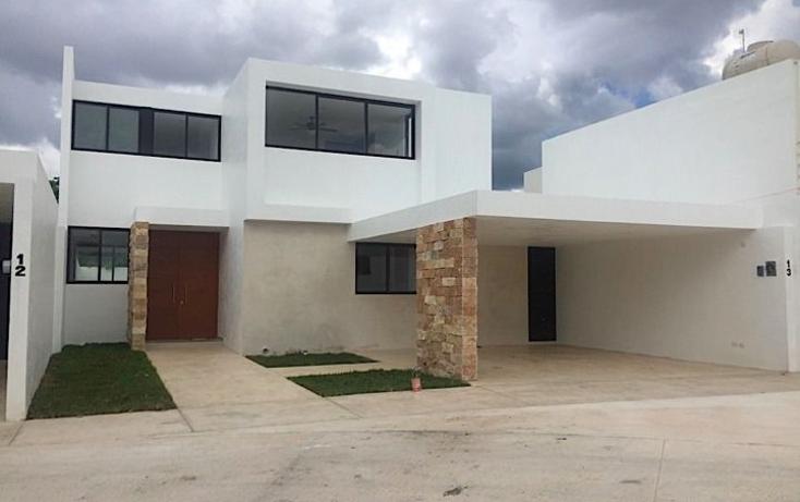 Foto de casa en venta en  , santa gertrudis copo, mérida, yucatán, 1318443 No. 01