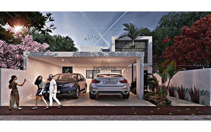 Foto de casa en venta en  , santa gertrudis copo, m?rida, yucat?n, 1330555 No. 01
