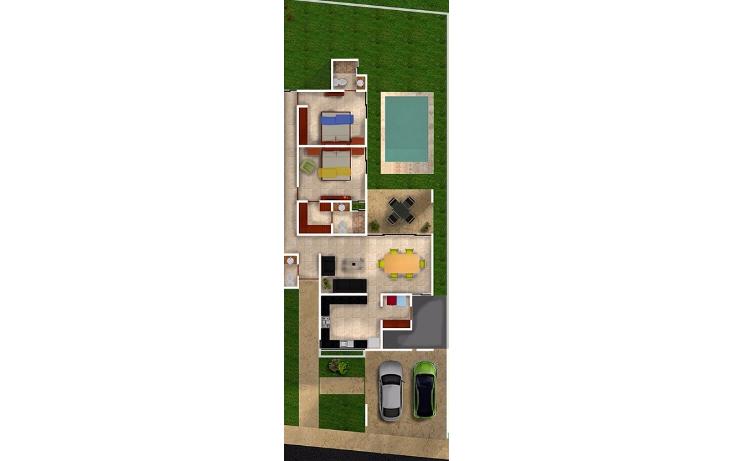 Foto de casa en venta en  , santa gertrudis copo, mérida, yucatán, 1339687 No. 04