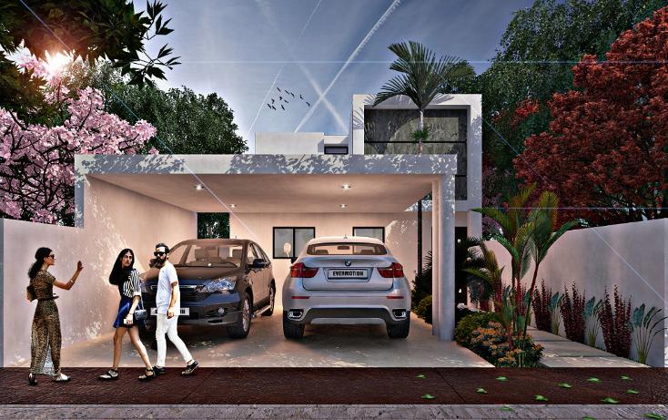 Foto de casa en venta en  , santa gertrudis copo, m?rida, yucat?n, 1353623 No. 01