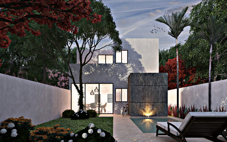 Foto de casa en venta en  , santa gertrudis copo, m?rida, yucat?n, 1353623 No. 04
