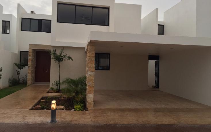 Foto de casa en venta en  , santa gertrudis copo, mérida, yucatán, 1353659 No. 01