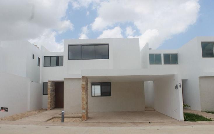 Foto de casa en renta en  , santa gertrudis copo, mérida, yucatán, 1373897 No. 01
