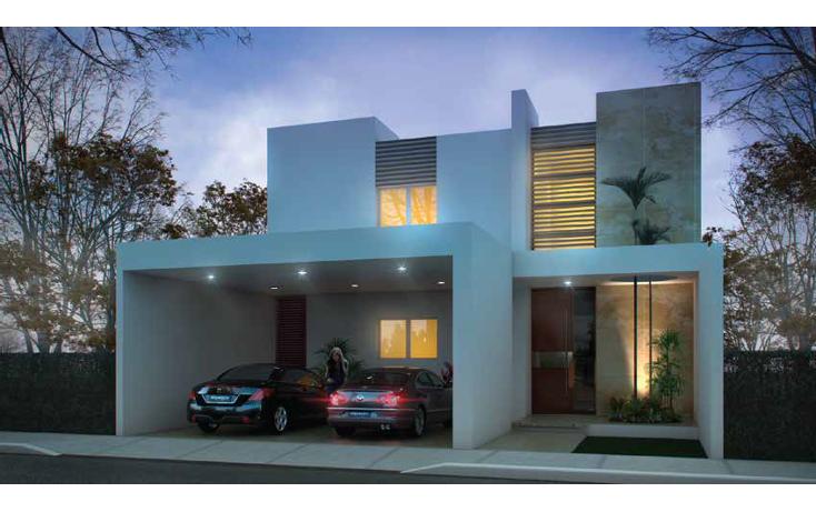 Foto de casa en venta en  , santa gertrudis copo, mérida, yucatán, 1379211 No. 01
