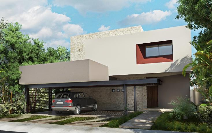 Foto de casa en venta en  , santa gertrudis copo, mérida, yucatán, 1381147 No. 01