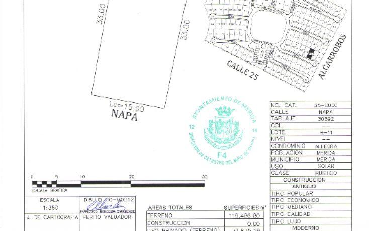Foto de casa en venta en, santa gertrudis copo, mérida, yucatán, 1381163 no 04
